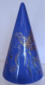 Carlton Ware - Marie Graves Sugar Sifter - Blue Angel - SOLD